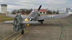World's Only Original, Airworthy Messerschmitt BF-109 G-6 Offered For Sale