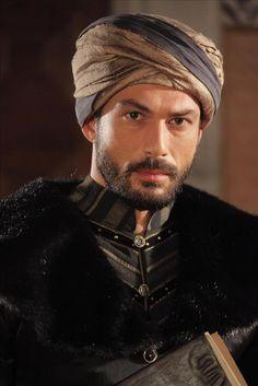 Muhteşem Yüzyıl 116. Bölüm Fotoğrafları - Pamir Pekin (Elkas Mirza)