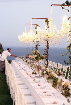 This is incredible ! Great works by Global Weddings http://www.bridestory.com/global-weddings/projects/bali-wedding-semara-uluwatu-astrid-tom
