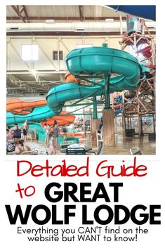 A Guide to Great Wolf Lodge From a Mom of 3 - Vacation Road Trip With Kids, Travel With Kids, Family Travel, Family Vacations, Good Parenting, Parenting Hacks, Hotels For Kids, Great Wolf Lodge, Traveling With Baby