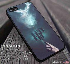 Patronus Harry Potter Snape Hogwarts Case Cover iPhone 4/4s/5/5c/6/6 /6s/6s  Samsung Galaxy S4/S5/S6/Edge/Edge  NOTE 3/4/5 #movie #harrypotter dl1