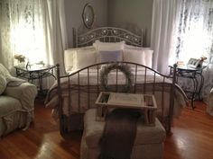 Corner Bed Headboard i love when things are put on an angle in a room just adds a