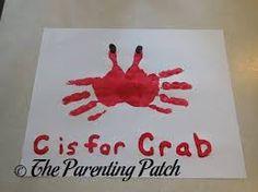 Image result for letter C craft