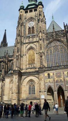 Catedral San Vito, Praga..