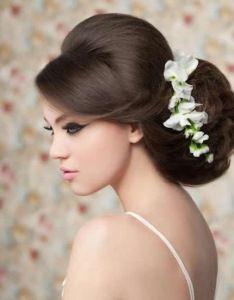 beautiful-wedding-hairstyles - California Weddings: http://www.FresnoWeddings.Net/