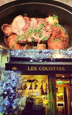 Les Cocottes by Christian Constant