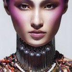 Wang Xiao by Charles Guo for Numero China December 2012