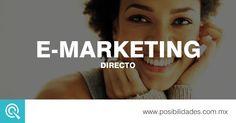 E-MARKETING DIRECTO     http://bit.ly/1TBKxCz