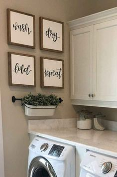11 Free Laundry Room Printables-funny sayings - Store. Laundry Room Storage Bins Let's discuss about the laundry room. I would certainly be enjoy simply to have a laundry room (or even just a washer and also dryer in the kitchen area), Laundry Room Remodel, Laundry Room Signs, Laundry Room Organization, Laundry In Bathroom, Basement Laundry, Laundry Decor, Laundry Closet, Small Laundry, Laundry Room Decorations