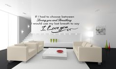 Removable Wall Art Sayings | ... ~ Wall Art Quote Vinyl Decal Removable Sticker Mural Home Decor NQ-22 | ADHESIVE WALL MURALS | Pinterest | Removable wall ... & Removable Wall Art Sayings | ... ~ Wall Art Quote Vinyl Decal ...