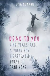 Teenage Fiction for All Ages: Review: Dead to You by Lisa McMann