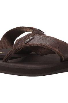 Flojos Cole II (Brown) Men's Sandals - Flojos, Cole II, 148, Men's Casual Sandals Sandals, Thongs/Flip-Flops, Casual Sandal, Open Footwear, Footwear, Shoes, Gift, - Street Fashion And Style Ideas
