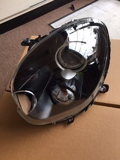 Xenon Headlight Retrofit Kit R60 Countryman