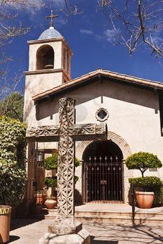 Tlaquepaque Chapel Sedona AZ