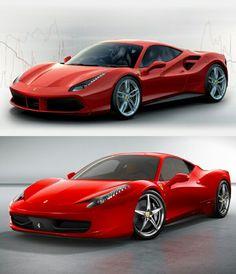 488 GTB or 458 Italia?^^
