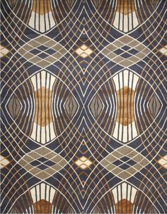 Westchester - from the Catherine Martin Deco Collection from Designer Rugs