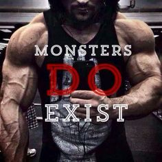 If your not a monster, then you're just food