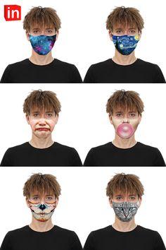 Tricks, Bandana, Masks, Wellness, Humor, Movie Posters, Movies, Art, Bandanas