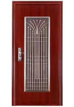 18 best safety door images on Pinterest   Entrance doors  Front     Safety  Search  Doors  Security Guard  Research  Slab Doors  Puertas   Searching  Gate