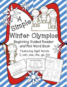 Winter Olympics Beginning Reader