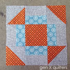 Gen X Quilters - Quilt Inspiration | Quilting Tutorials & Patterns | Connect: Patchwork Auditions #6: Churn Dash