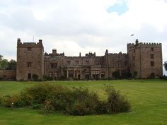 Muncaster Castle, Owned by the Pennington family