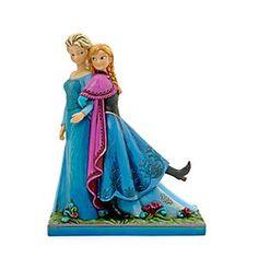 Jim Shore Disney Traditions – Figur von Anna und Elsa