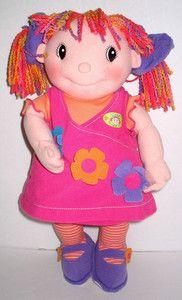 maggie raggie doll