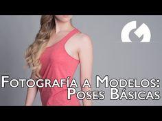 Fotografía a modelos: Poses básicas | Antonio Garci