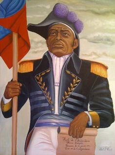 Jean Jacques Dessalines, #Haiti's father of independence.