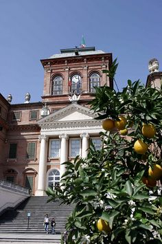 Castello di Racconigi, province of Cuneo Piemont, Italy