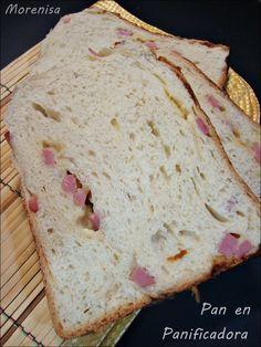 ¡¡Hola amig@s!! Hoy vamos a darle la bienvenida al otoño con un suculento y apetitoso pan elaborado en panificadora. Bread Machine Recipes, Dried Fruit, Food, Ham Loaf, Cake Recipes, Breads, Eten, Meals, Diet