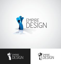Branding Logo Design This was it - our fifth creation, but wasn't our final choise Empire Design, Bad Image, Target Customer, First Page, Logo Branding, Logo Design, Messages, Text Posts