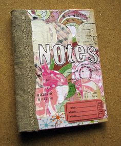 Great way to use scraps! By Pretty Arty http://www.flickr.com/photos/grrlscrap/3470489297/in/faves-nerdnest/