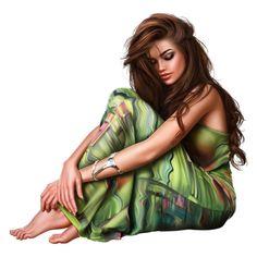 Designer Clothes, Shoes & Bags for Women Fantasy Art Women, Beautiful Fantasy Art, Fantasy Girl, Beautiful Artwork, Girly Drawings, Digital Art Girl, Nose Art, Illustration Sketches, Illustrations