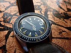 Coin des Affaires - Omega seamaster deep blue