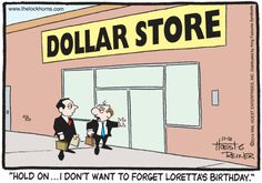 The Lockhorns strip for November 10, 2014