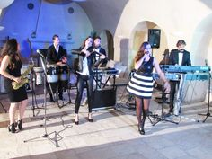 Musica per Eventi Matrimonio Piano Bar Animazione - Night & Day Group