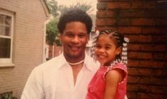 My Baby & Myself when she was TINY!!!