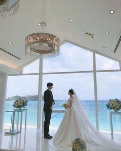 Korean Couple Photoshoot, Pre Wedding Photoshoot, Wedding Pics, Wedding Couples, Dream Wedding, Wedding Dresses, Kpop Couples, Cute Couples, Korean Wedding Photography