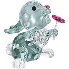 Swarovski Thumper Crystal Sculpture from Borsheims