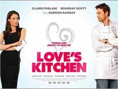 Love's Kitchen - film romantique en francais complet - YouTube