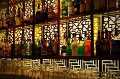 art deco bar   art deco bar @ The Fong   Flickr - Photo Sharing!