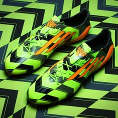 adidas introduces world�s lightest ever football boot, and it is crazylight... Following the recent launch of the Samba Primeknit, adidas is proud to reveal yet another game-changing football innovation: the adizero™ f50 crazylight.
