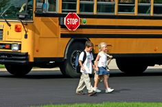 After School Driving Safety - Curb Back-to-School Tragedies with AAA's Tips  #sponsored