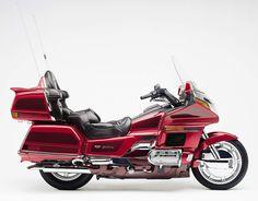 GLX 1500 Goldwing, 1996-1997