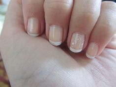 french tip manicure how to