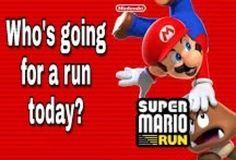 Who's going for a run today? - - - #videogames #games #gamer #gaming #instagaming #instagamer #retrogaming #retrogames #retro #retrogamer #gamersunite #retrogamelovers  #Mario #Nintendo #SuperMario #itsame #supermariorun #android
