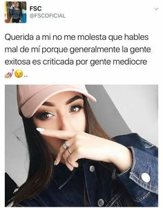 Ahahahahahahaha jajajajajajajaajja #elquesabesedivierte Quotes About Haters, Bitch Quotes, Spanish Memes, Spanish Quotes, Bts Memes, Funny Memes, Mexican Quotes, False Friends, Power Girl