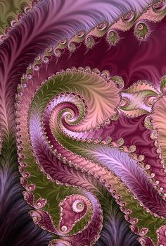Fractals in Music | Via Pam Ingram Gero